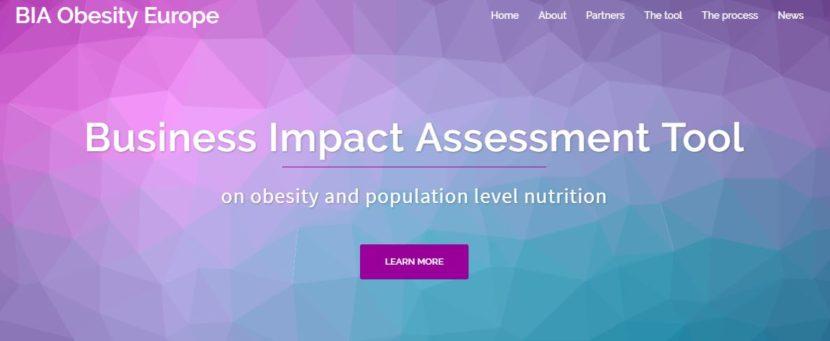 BIA Obesity website